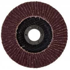 Круг лепестковый торцевой 125х22, А100
