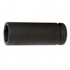Головка 1/2 6 - гр.  ударная длинная 10 мм //FORCE