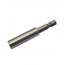 Держатель биты длинный 1/4 нех х 1/4 inhex 60 мм магнитный
