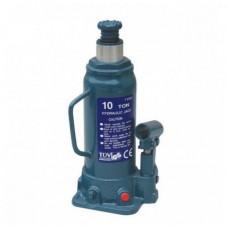 Домкрат бутылочный гидравлический 10-т 230-460мм//AUTOMASTER