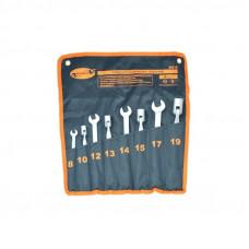 Набор ключей рожково - торцевых 6пр. (10 - 19мм)