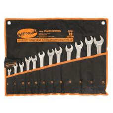 Набор комбинированных ключей 6-22мм 12 пр (сумка)