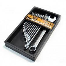 Набор комбинированных ключей 6 - 22 мм 12пр