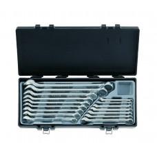Набор ключей комб. 16 пр 6-24 мм в кейсе