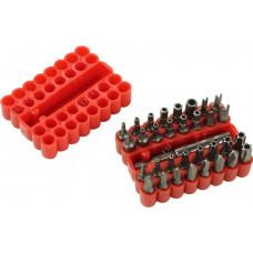 Набор биты с магнитным адаптером 33 пр