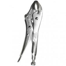 Струбцина 175мм с овальными губками (зажим ручной)