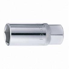 Головка свечная 18 мм 3/8 6 гр//FORCE