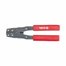 Клещи для опрессовки клемм 0,08-2,5 кв.мм