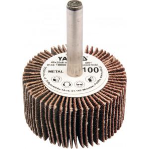 Круг лепестковый для дрели 60х30х6мм Р120
