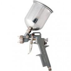 Краскопульт  1,3 мм, 160-230 мл/мин, 3,5 бар. верхний бачок 600 мл