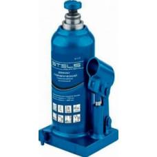 Гидравлический бутылочный двухштоковый домкрат STELS 51147