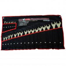 Набор ключей комбинированных 22 пр 6-32 мм в конверте//BAUM