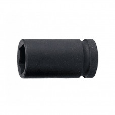 Головка 1/2 6 - гр.  ударная L=52мм 17 мм //FORCE