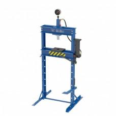 Пресс гидравлический напольный с ножным приводом 12т.//Stels