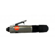 Пневмодрель 3/8 без реверса, быстрозажим. патрон.//AUTOMASTER