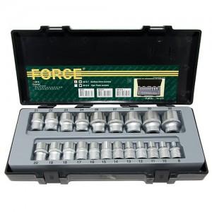 Набор головок FORCE 4212