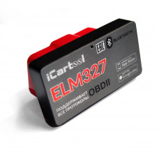 Адаптер диагностический ELM327 BT Android / IOS iCartool IC-327