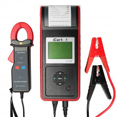 Профессиональный тестер аккумуляторных батарей (АКБ) 12/24V iCartool IC-700