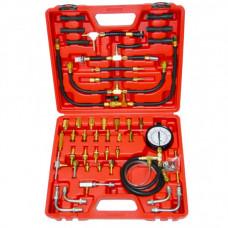 Набор для измерения давления топлива и масла//TORIN