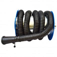 Катушка для удаления выхлопных газов D102мм L=8м